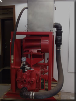 Central Washdown Custom Unit