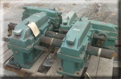 Pump Jack reducers